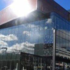 Halifax Central Library er lysende smukt
